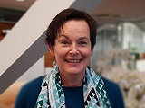 Sonja Wiest, Kunden-Dialog-Center