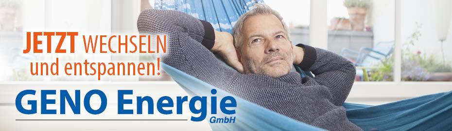 GenoEnergie - die günstige Alternative für Gas und Strom