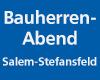 Bauherrenabend Salem-Stefansfeld