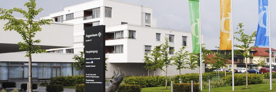 Filiale Meersburg Augustinum, Kurallee 18-22, 88709 Meersburg