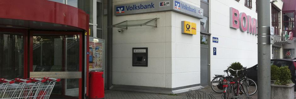 SB-Filiale Bommer Center, Bommer Center Nußdorf, 88662 Überlingen