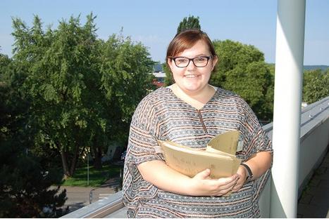 Katharina Pfeifer - Auszubildende 2. Lehrjahr