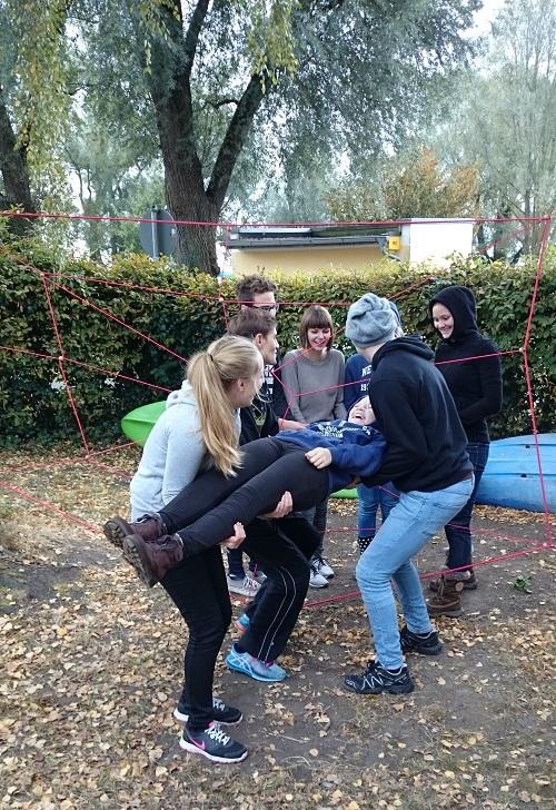 Teamevent Azubis 1. Lehrjahr